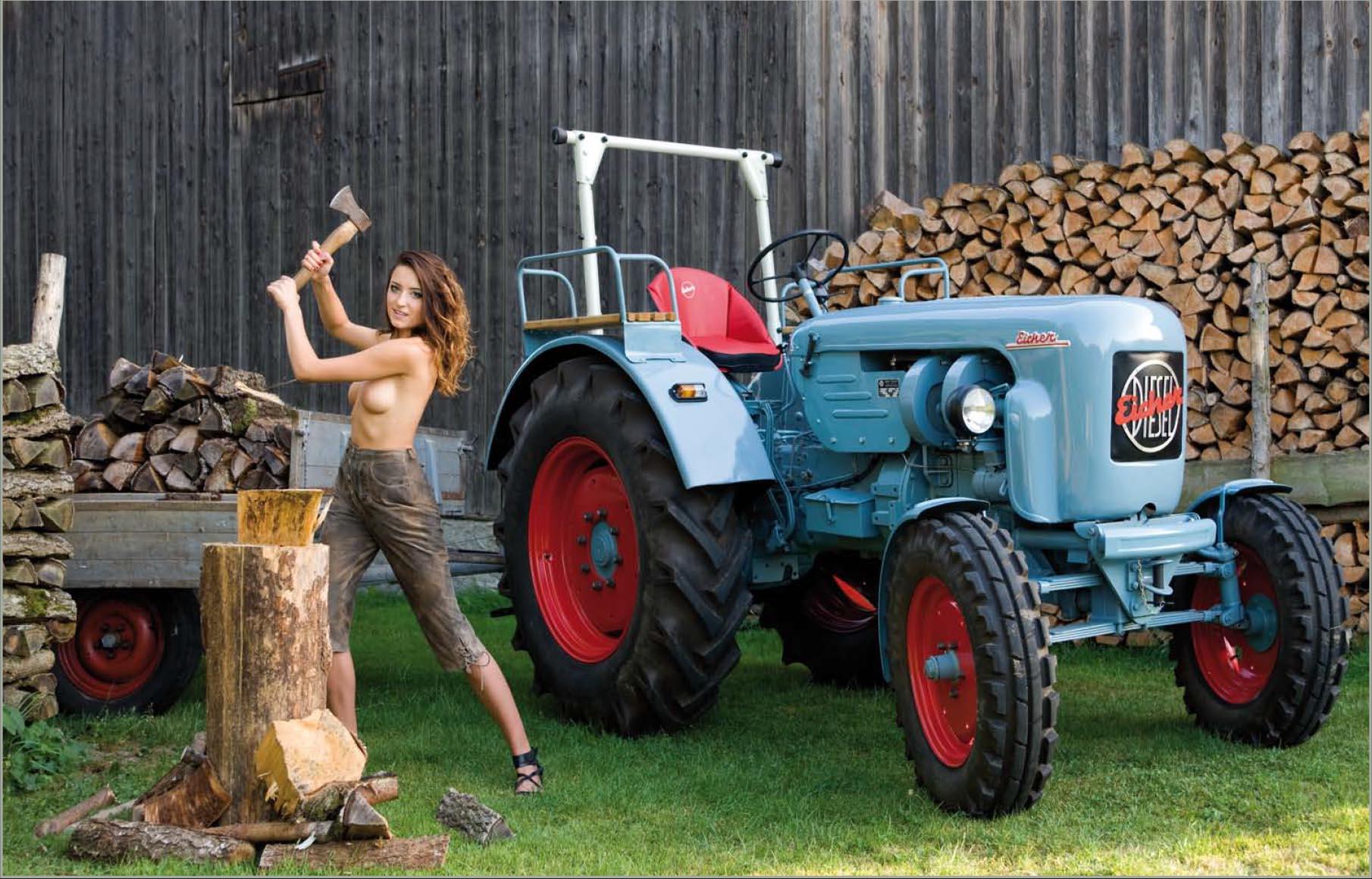traktor kalender
